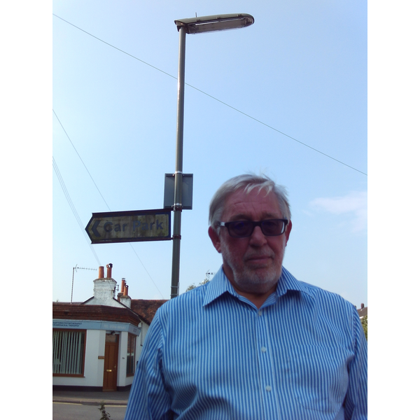 Cllr Stephen Cooksey