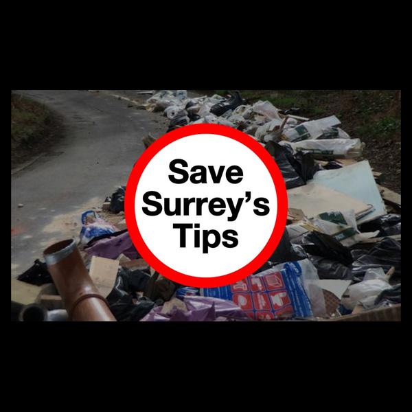 Surrey tips