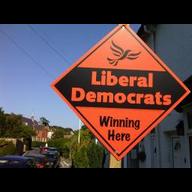 Lib Dems Winning Here