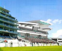 Proposed new Epsom Downs Grandstand