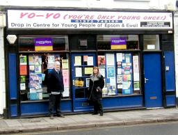 YoYo drop-in youth centre, Epsom