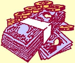 Pile of money - 2