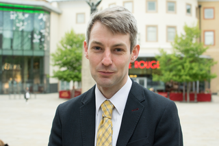 Will Forster Woking Town Square May 2019 Headshot.