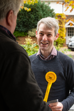 Will Forster Canvassing GE 2019